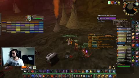 Prefoxfox - 25K Binding on mage. Only on NOGGENFOGGER