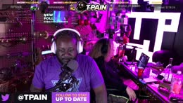 T-Pain gets gifted 10 subs