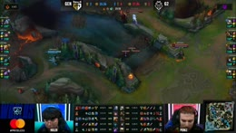 G2 Esports pinch Gen.G for the Baron! 2020 LoL Worlds QF