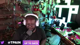 T-pain says he's not the goat (but he is though no cap)