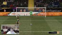 i've never missed a penalty in my life.
