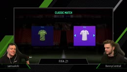 Benny No Context Moment - FIFA 21