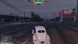 Serious driving BTW