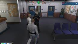 Baas and Chet fool cadet Brian