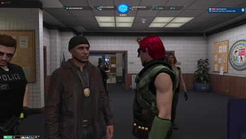 Kyle - First Los Santos, then the World....