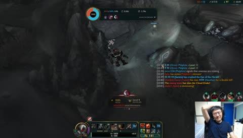 Rush - last game sadge