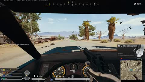 mxey - Pistol Driveby gone Bad