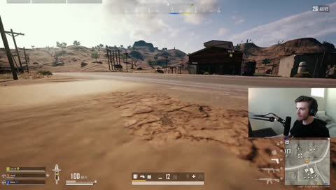 Chad - dirt bikes and driver pistol shootin' ability now!?