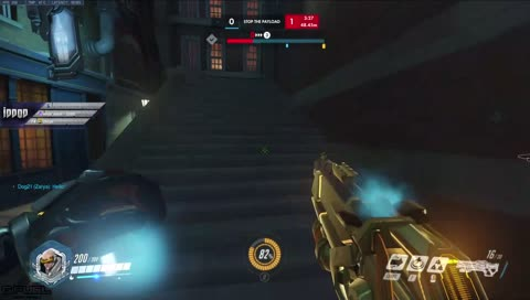 iddqd - Stopping McCree Ult