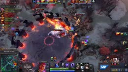 Nigma vs [A] G1: Nigma's draft shines and leaves Alliance helpless