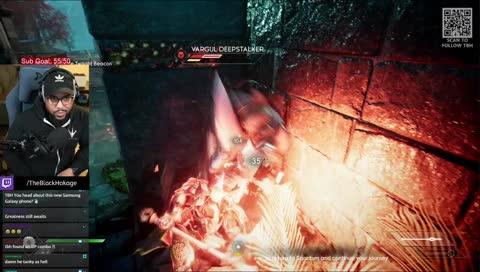 TheBlackHokage - RIVETING NEXT GEN GAMEPLAY