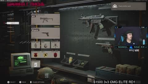 AK47 setup