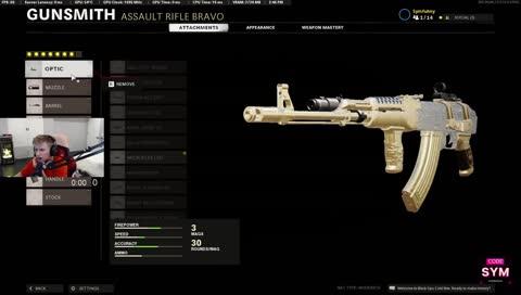 Symfuhny - Best AK class setup