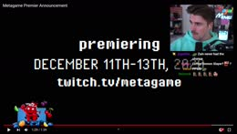 Ludwig is going to be appearing in Metagame, the sequel to The Smash Documentary