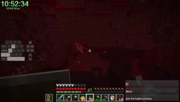One hit Wither skeletons