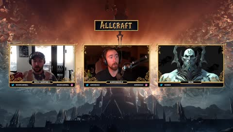Asmongold - quin pls read this