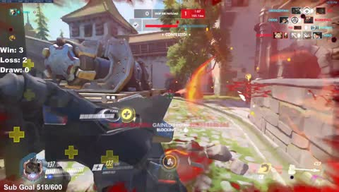 Shock_OW - kate survives no matter what