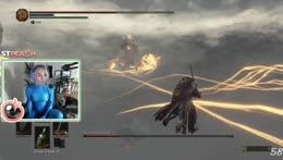 streamer rolls opponent