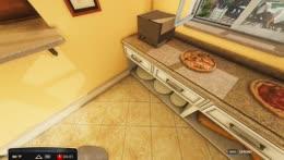 cat puke pizza