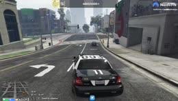 Erin asks Officer Reducer for a job