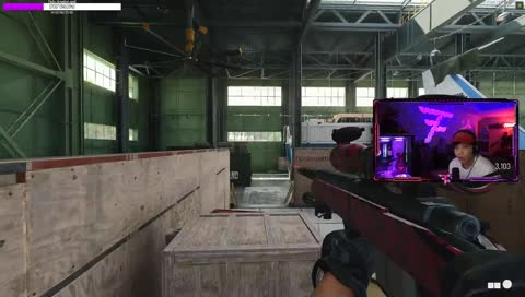 FaZe Mew - Mews First Call Of Duty Trickshot.