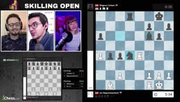 Anish Giri does xqc impresion