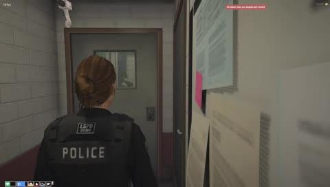 ashlynn - Why you running Brenda?