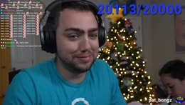 Mizkif crying over 20k subs