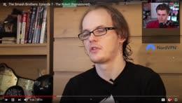 Ludwig dubs over the smash doc