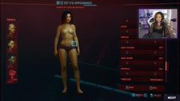Pokimane likes new Cyberpunk features