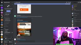 T-Pain+listens+to+a+song+shared+to+his+discord.