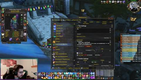 Weak Aura Scammed 30k gold