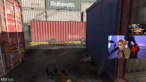Madz get stuck in container!