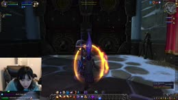 Jinny's first time pvping in WoW