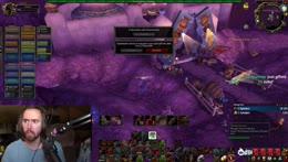 Asmon returns to World of Warcraft