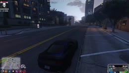 Hutch Breaks Cop's Ankels