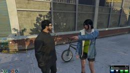 Not suspicious Behaviour 04