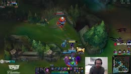I made Bjergsen OMEGALUL