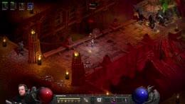 hardcore diablo2 gameplay