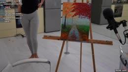 Картина Олесина Осень!