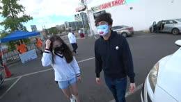 Sykkuno changes his Shark mask