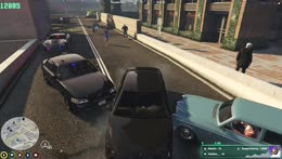 Cops on you? Just spin the Block till someone commits a bigger crime