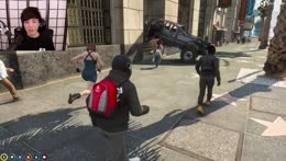 yuno and dundee attempt to rob sara nade (literally bodies everywhere) p. 4