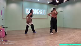 Professional Dance Class with Keth