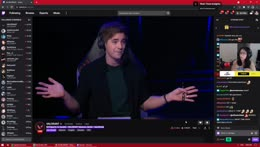 Kyedae response to drama (comments about NV players)