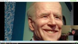 Poke has a message for Joe Biden