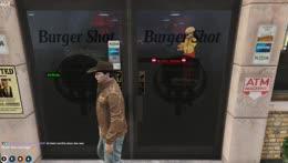 Burger Shot is professional