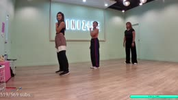 Starting to Get It, Professional Dance Lesson