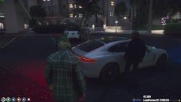 Marlo gives Summit and Garret 75k and a car