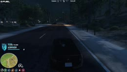 Randy throws C4
